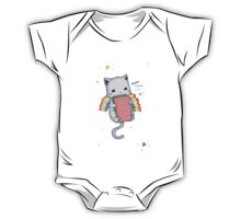 Nyom Cat One Piece - Short Sleeve