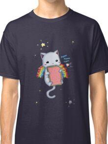 Nyom Cat Classic T-Shirt