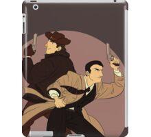 Cooper and Truman iPad Case/Skin