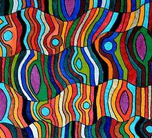 Optical stripes by judith murphy