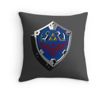 Hyrule Crest Throw Pillow