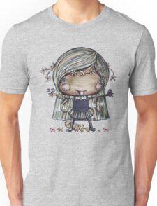 Nature Girl a la Naturale Unisex T-Shirt