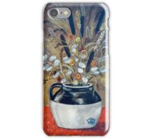 Dry Flowers iPhone Case/Skin