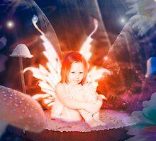 The garden fairy by borstal