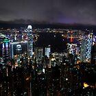 City of lights by brettspics