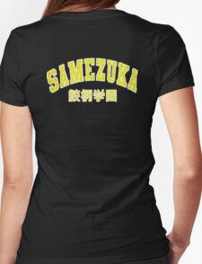 Samezuka Academy (鮫柄学園) Womens Fitted T-Shirt