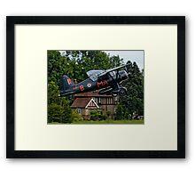 Lysander IIIA V9367 G-AZWT Framed Print