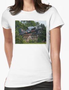 Lysander IIIA V9367 G-AZWT Womens Fitted T-Shirt