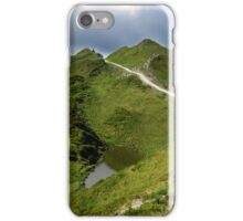 Walking the Alps iPhone Case/Skin