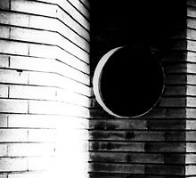 Inside, outside...a hole by Daniela M. Casalla