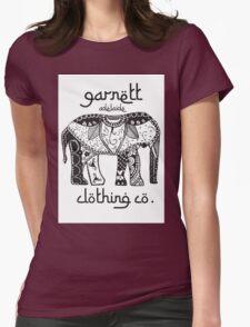 Garnett Elephant Print T-Shirt