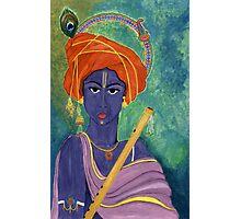 krishna Photographic Print