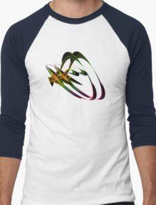 Scratchy Men's Baseball ¾ T-Shirt