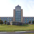 Confederation Building by Glenn Esau