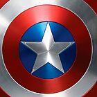 captain america - sheild by sammarvel