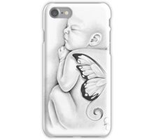 Baby With Wings iPhone Case/Skin