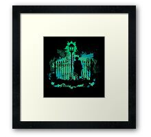 Gaspar at The End of Time Framed Print
