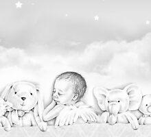 Sweet Dreams Little One by PortraitsbyDana