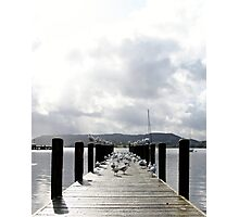 Windermere Pier  Photographic Print