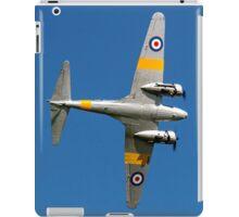 Avro Anson T.21 WD413 G-VROE banking iPad Case/Skin