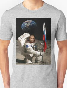 Putin in Space Unisex T-Shirt