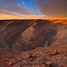 Desert Dawn by DawsonImages