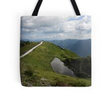 Step into the Sky Tote Bag