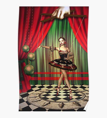 Dance Ballerina Dance! Poster