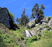 Serra de Monchiques by cwwphotography