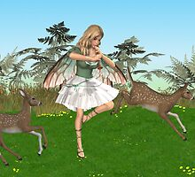 The Danceing Fae by LoneAngel