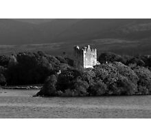 Ross Castle - County Kerry - Ireland Photographic Print