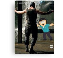 Come At Me Bro Canvas Print