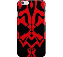 Maul iPhone Case/Skin