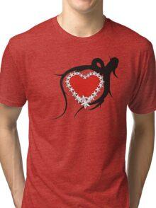 Heart of stars Tri-blend T-Shirt