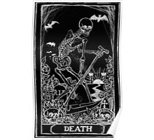 Death Card Poster
