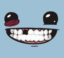 Super Meat Boy Kids Tee