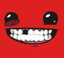 Super Meat Boy Kids Clothes