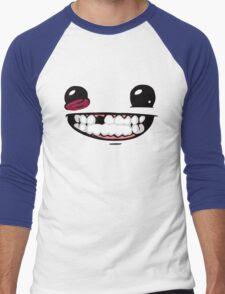 Super Meat Boy Men's Baseball ¾ T-Shirt