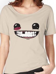 Super Meat Boy Women's Relaxed Fit T-Shirt