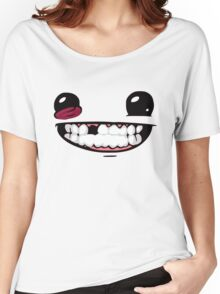 Super Meat Boy Women's Relaxed Fit T-Shirt