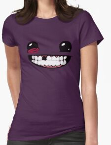 Super Meat Boy Womens T-Shirt