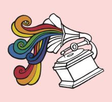 Gramophone Rainbow Kids Clothes