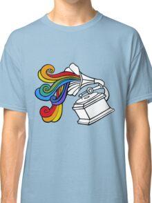 Gramophone Rainbow Classic T-Shirt