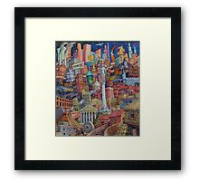 Rise of Civilization Framed Print