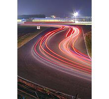 24hour Britcars Photographic Print