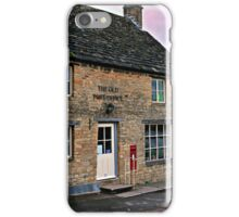 The Old Post Office iPhone Case/Skin