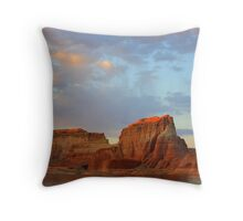 Lake Powell Landscape I Throw Pillow