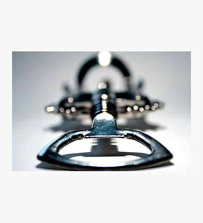 Corkscrew Photographic Print