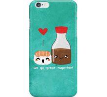 Soymates iPhone Case/Skin