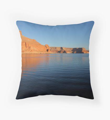 Lake Powell Landscape II Throw Pillow